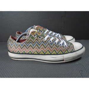 Mens Sz 9 Converse Missoni Low Top Sneakers